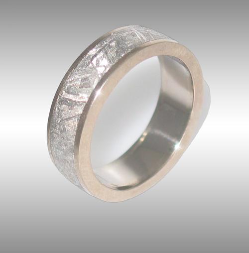 meteorite jewelry meteorite ring meteorite rings