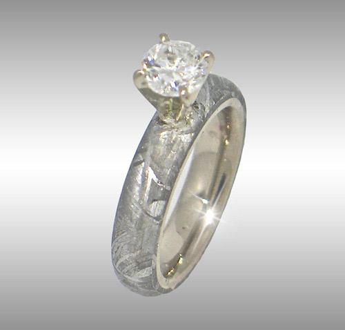 Meteorite Ring, Meteorite Rings, Meteorite Band, Meteorite. Screw Rings. Fine Engagement Rings. June Rings. Man 2018 Engagement Rings. 0.9 Carat Engagement Rings. Wedding Italian Rings. Ivy Wedding Rings. .92 Carat Engagement Rings