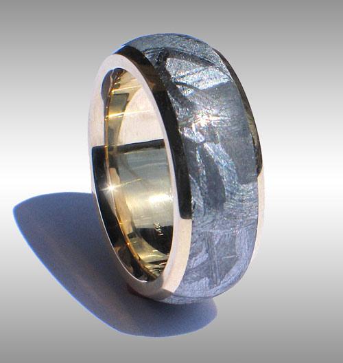 meteorite ring meteorite rings meteorite band meteorite